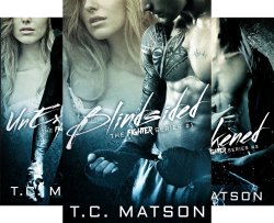 The Fighter Series (5 Book Series) by  TC Matson