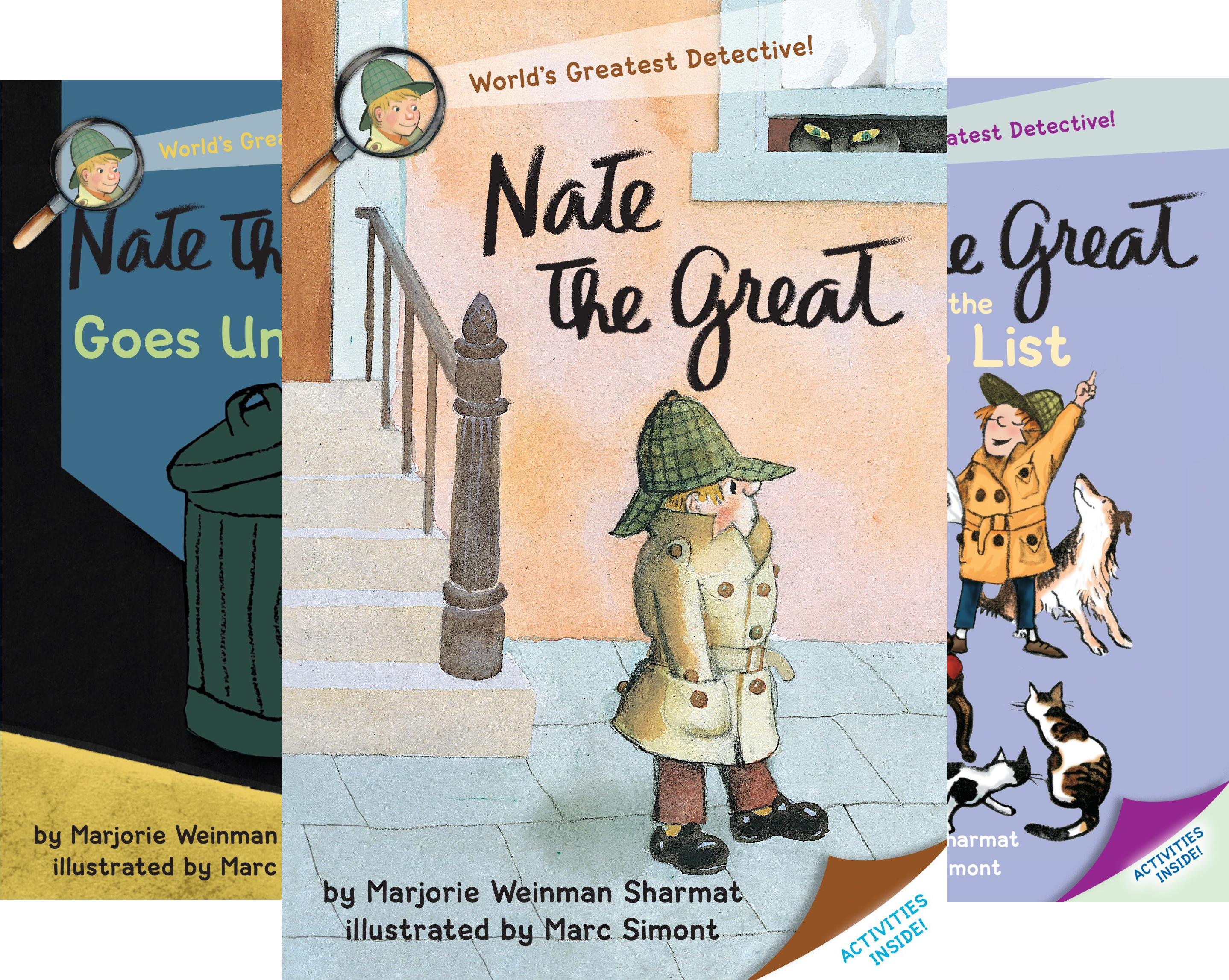 Nate the Great (26 Book Series)
