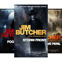 The Dresden Files Series (15 Book Series)