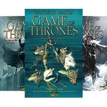 Game of Thrones - Graphic Novel (Reihe in 3 Bänden)