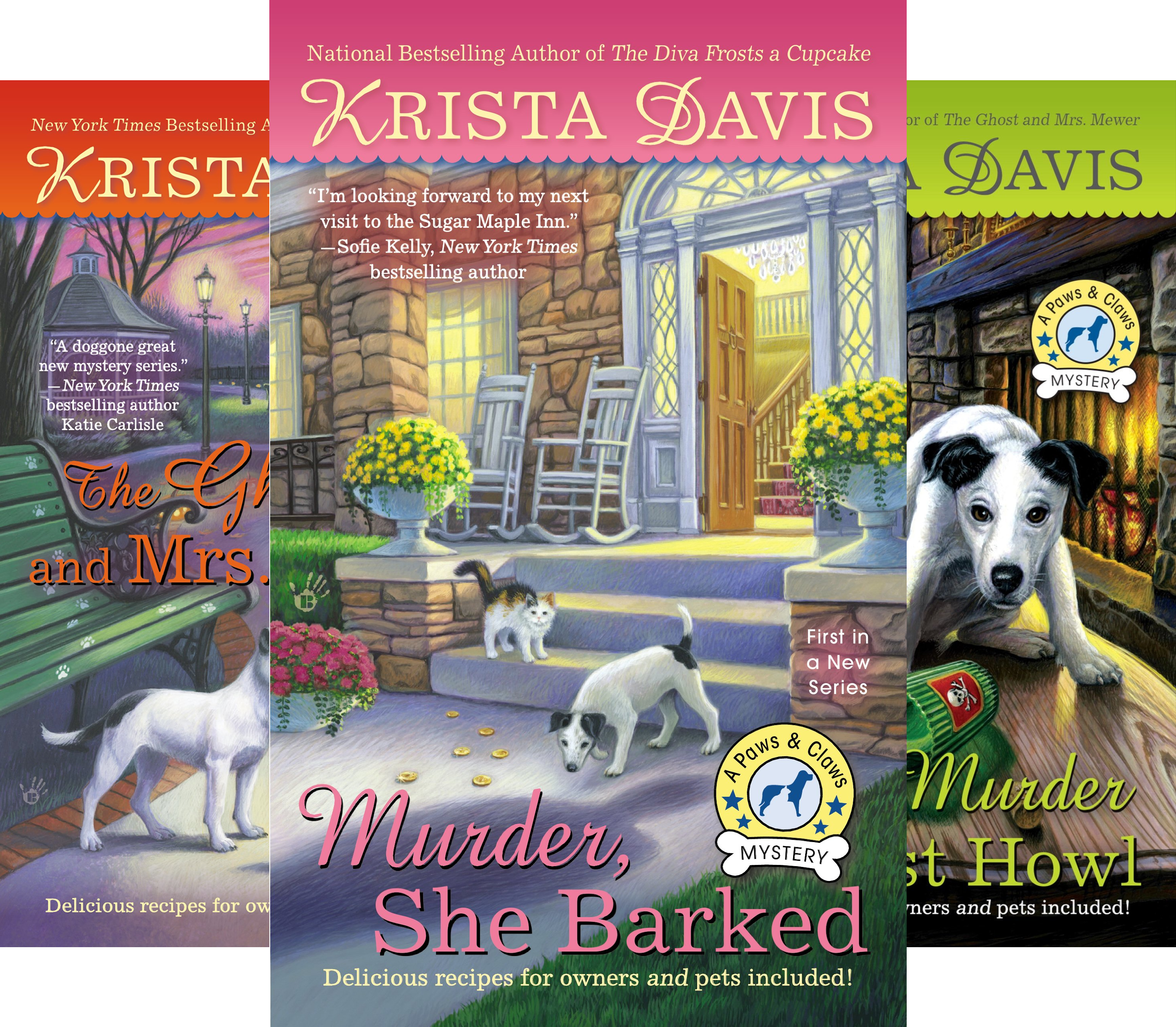 A Paws & Claws Mystery (6 Book Series)