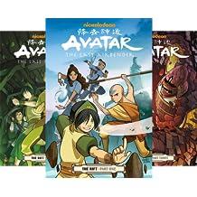 Avatar - The Last Airbender (3 Book Series)