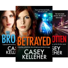 Byrne Family Trilogy (3 Book Series)