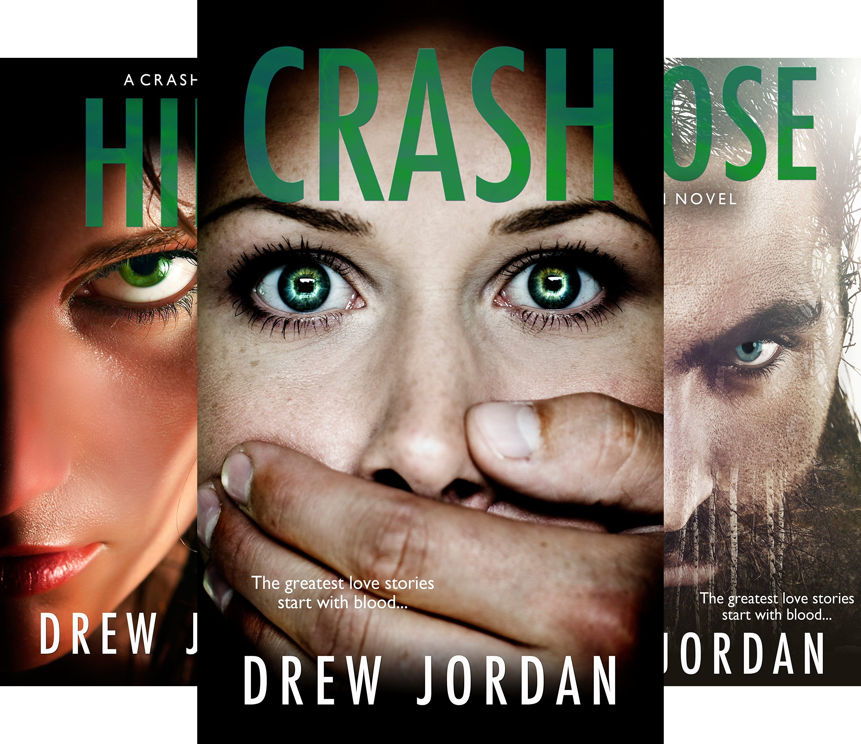 Crash (3 Book Series)