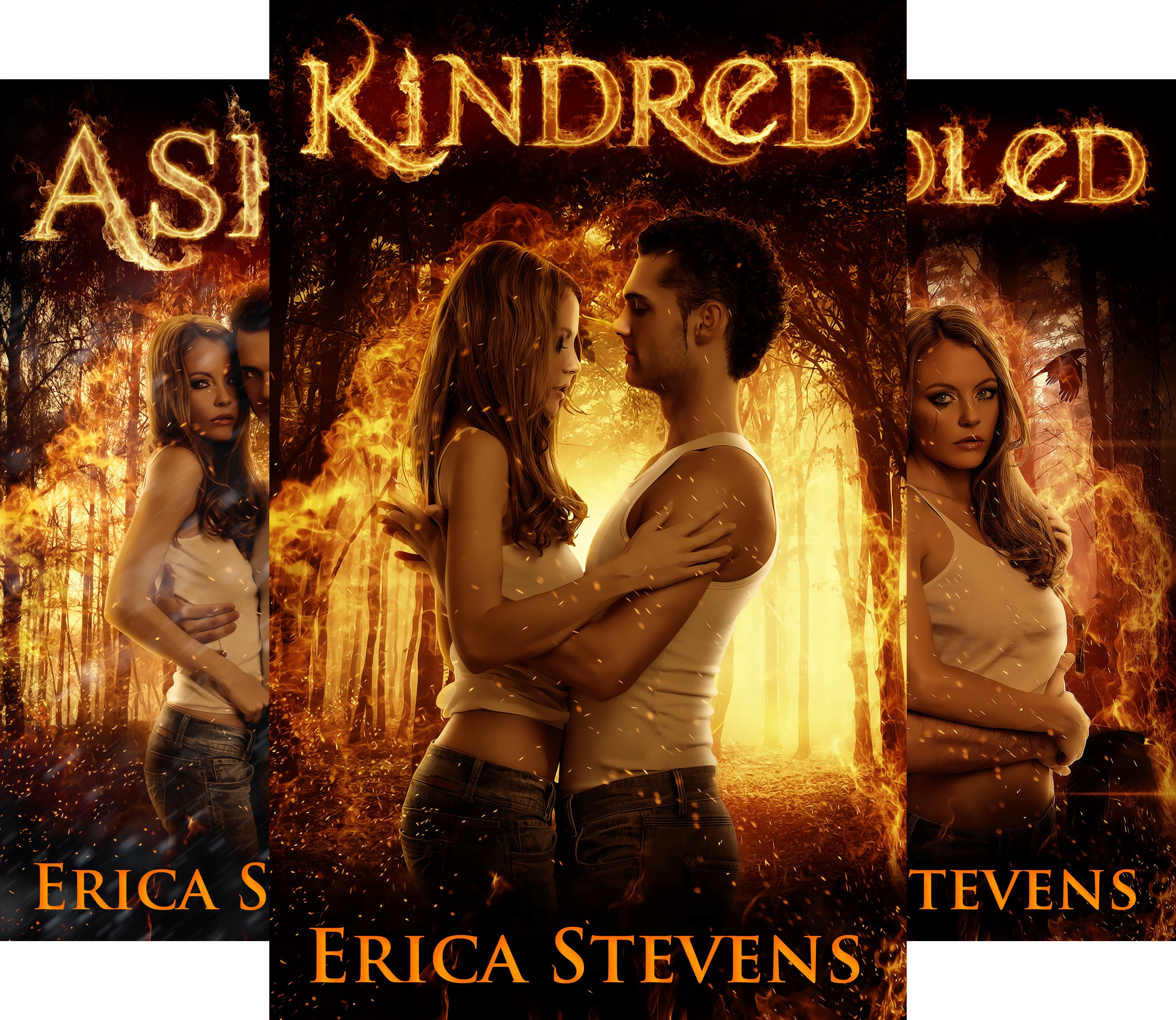 The Kindred Series (5 Book Series)