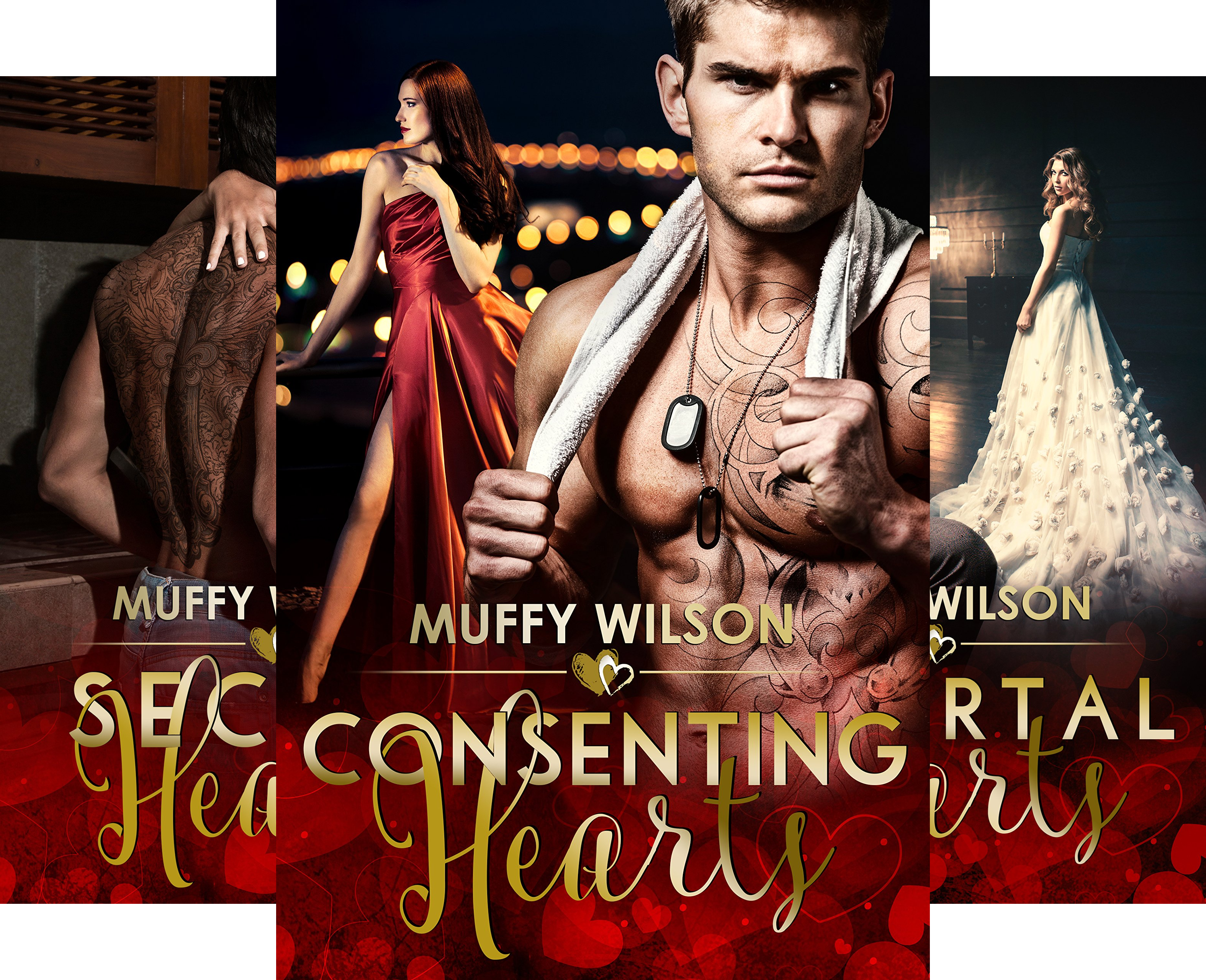 The Hearts Series (4 Book Series)