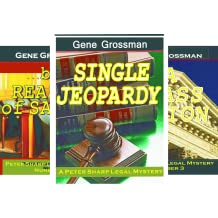Peter Sharp Legal Mysteries (15 Book Series)