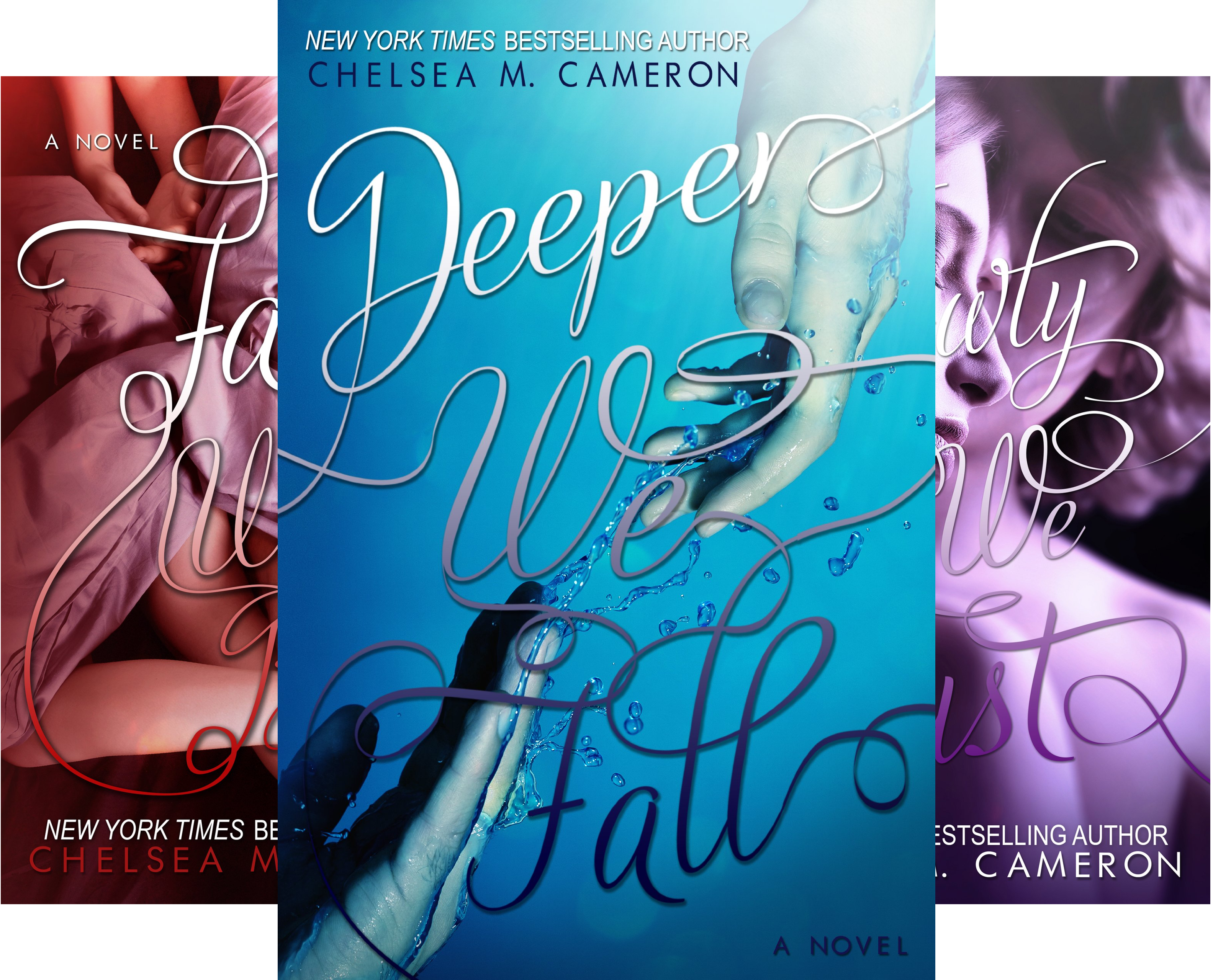 Fall and Rise (4 Book Series) Chelsea Kindle Fall