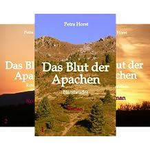 Das Blut der Apachen (Reihe in 11 Bänden)