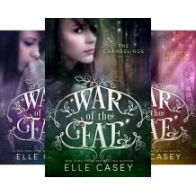 War of the Fae (10 Book Series)