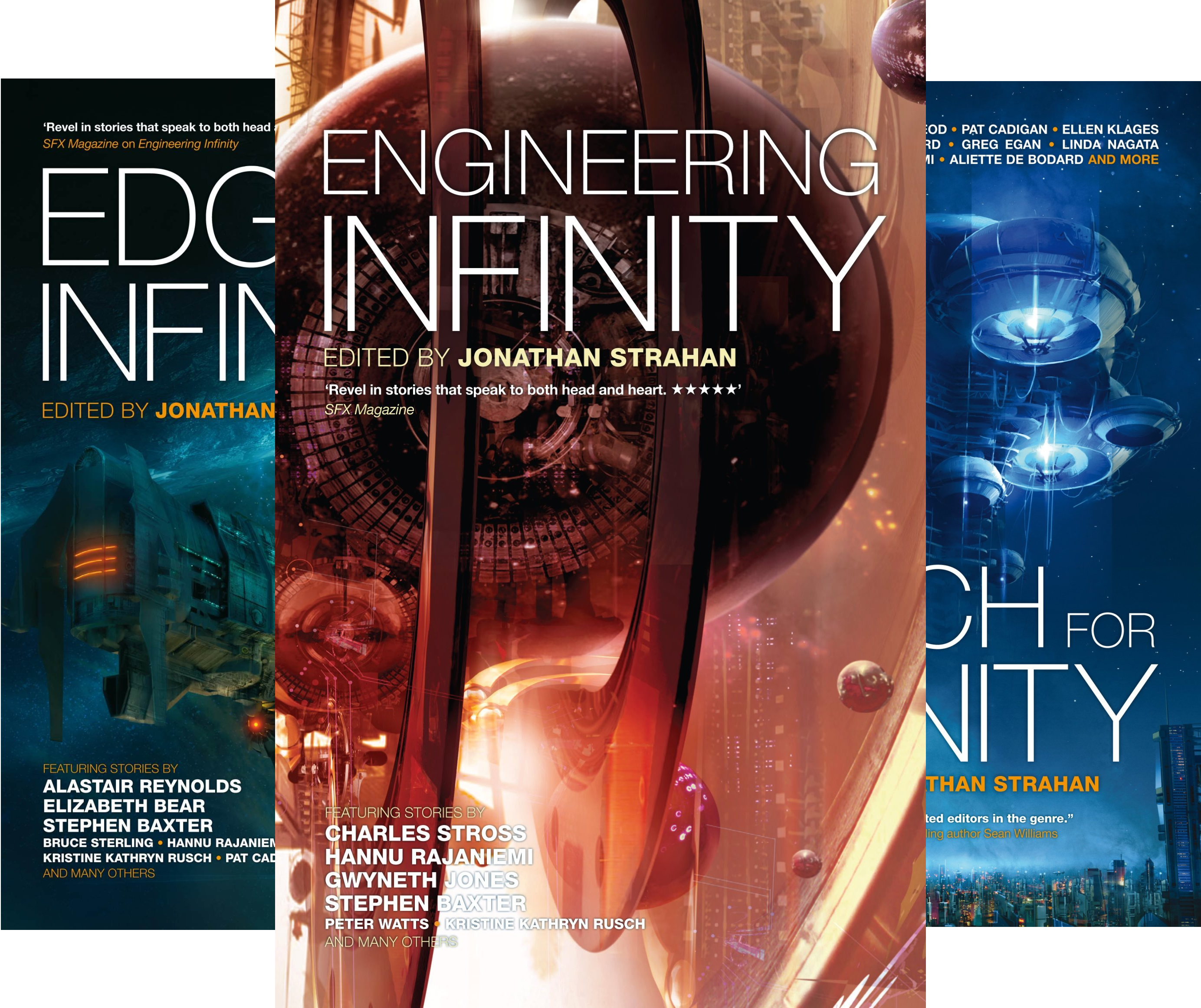 The Infinity Project (5 Book Series)