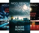 Frieda Klein (Reihe in 8 Bänden)