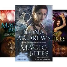 Kate Daniels Series (10 Book Series)
