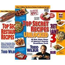 Top Secret Recipes (3 Book Series)