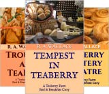 A Teaberry Farm Bed & Breakfast Cozy (6 Book Series)