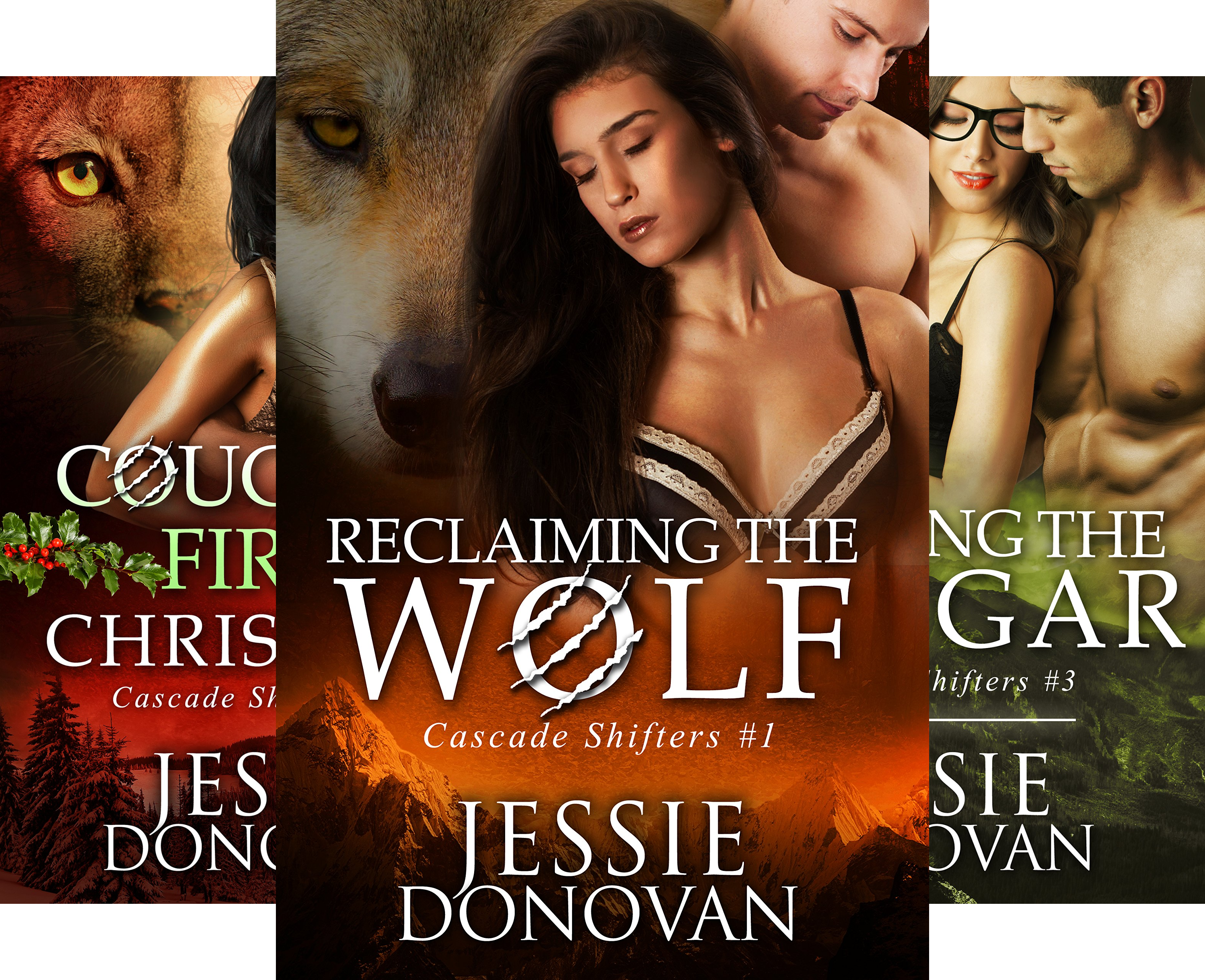 Cascade Shifters (3 Book Series)