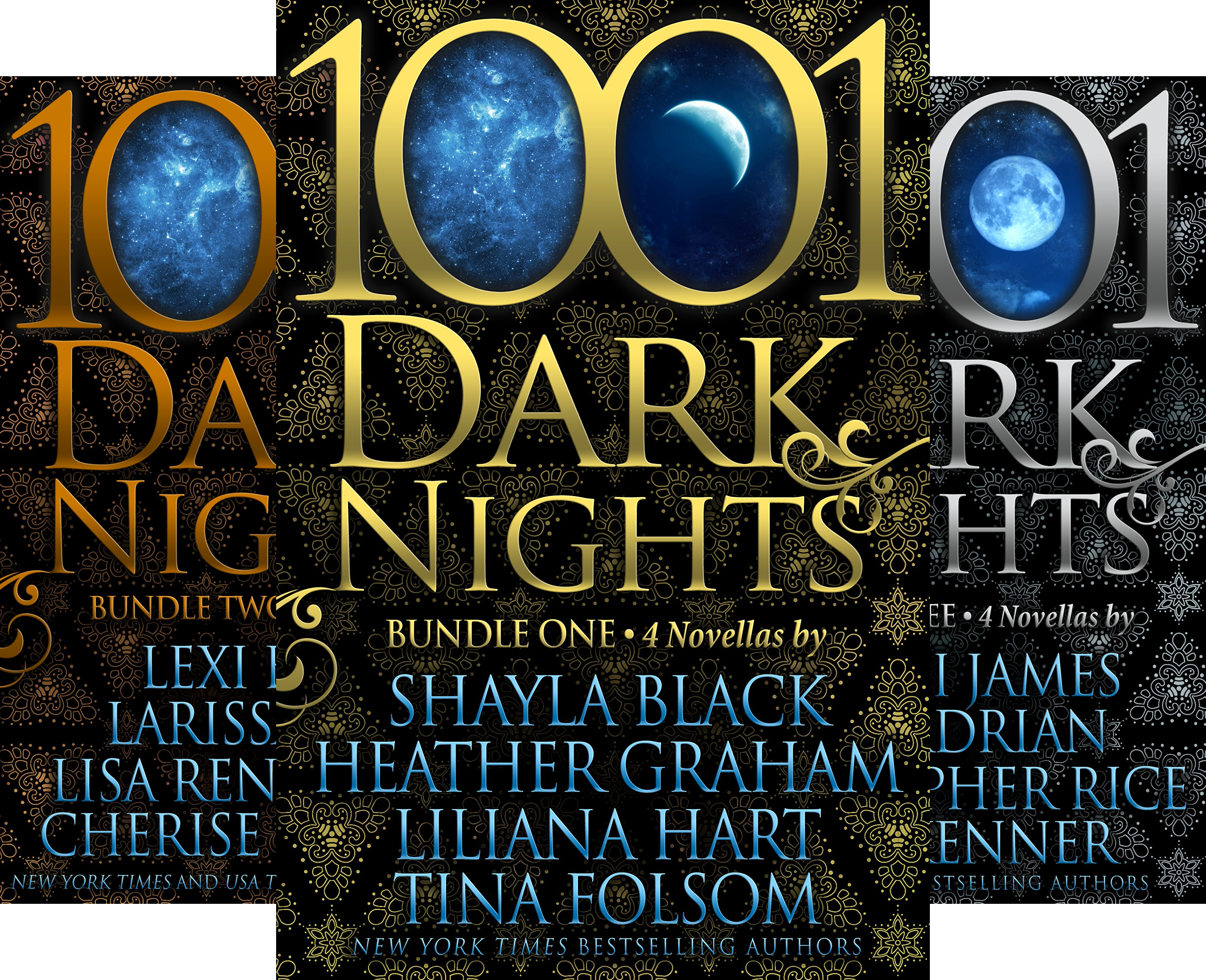 1001 Dark Nights (11 Book Series)