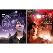 Wonders of the Solar System and Universe (2 Book Series)