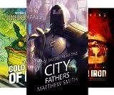 Judge Dredd- Year One (3 Book Series)
