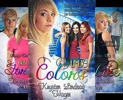 Landry's True Colors Series (3 Book Series) by  Krysten Lindsay Hager