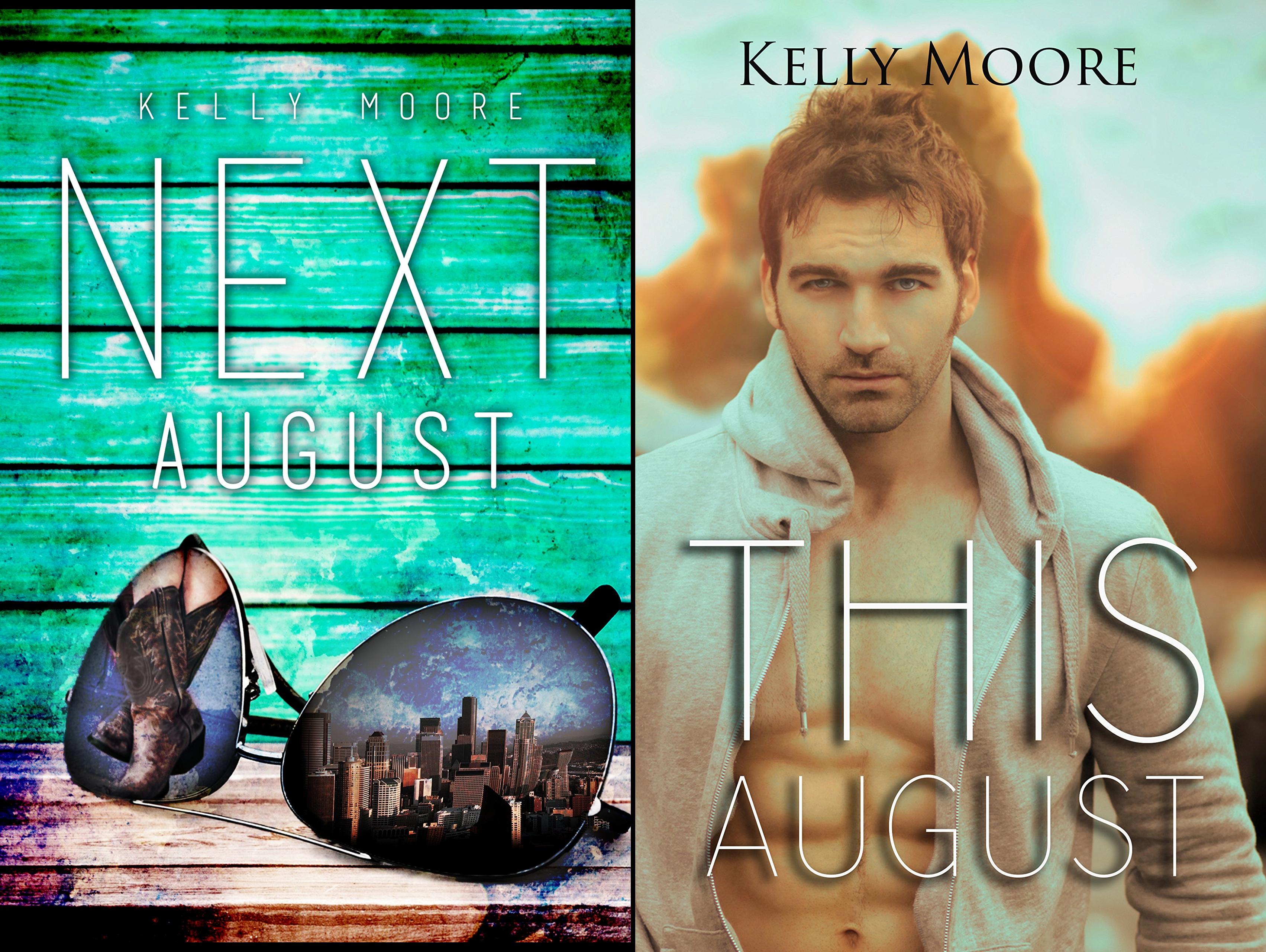 next-august-2-book-series
