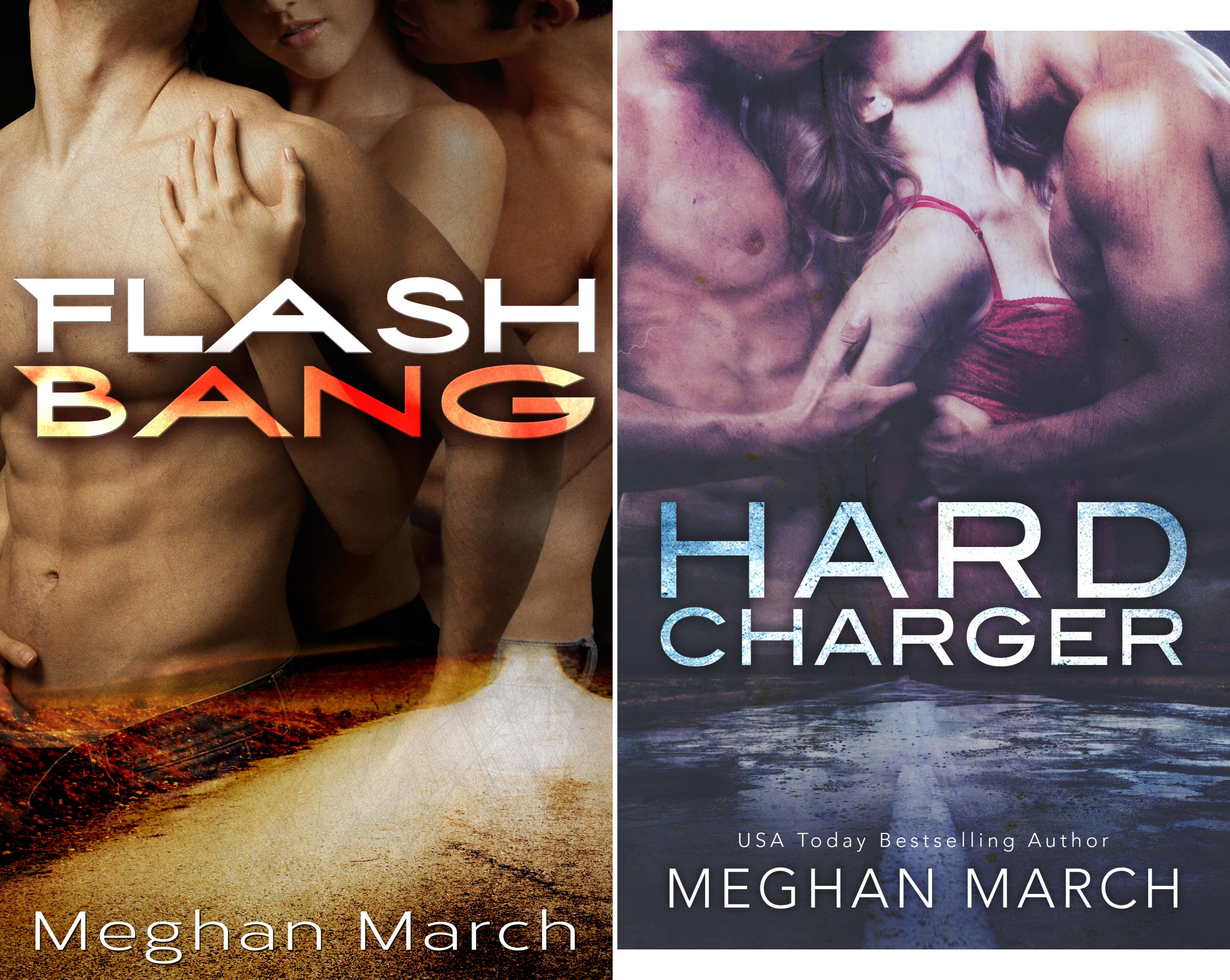 Flash Bang (2 Book Series)