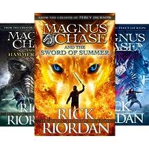 Magnus Chase and God of Asgard (3 Book Series)