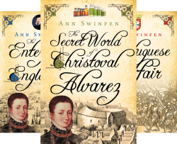 The Chronicles of Christoval Alvarez (9 Book Series) by  Ann Swinfen