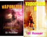 Front cover for the book Vaporized II by Simon Rosser