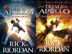 The Trials Of Apollo 2 Book Series