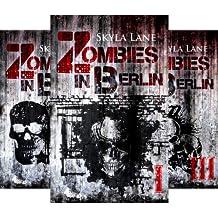 Zombies in Berlin (Reihe in 4 Bänden)