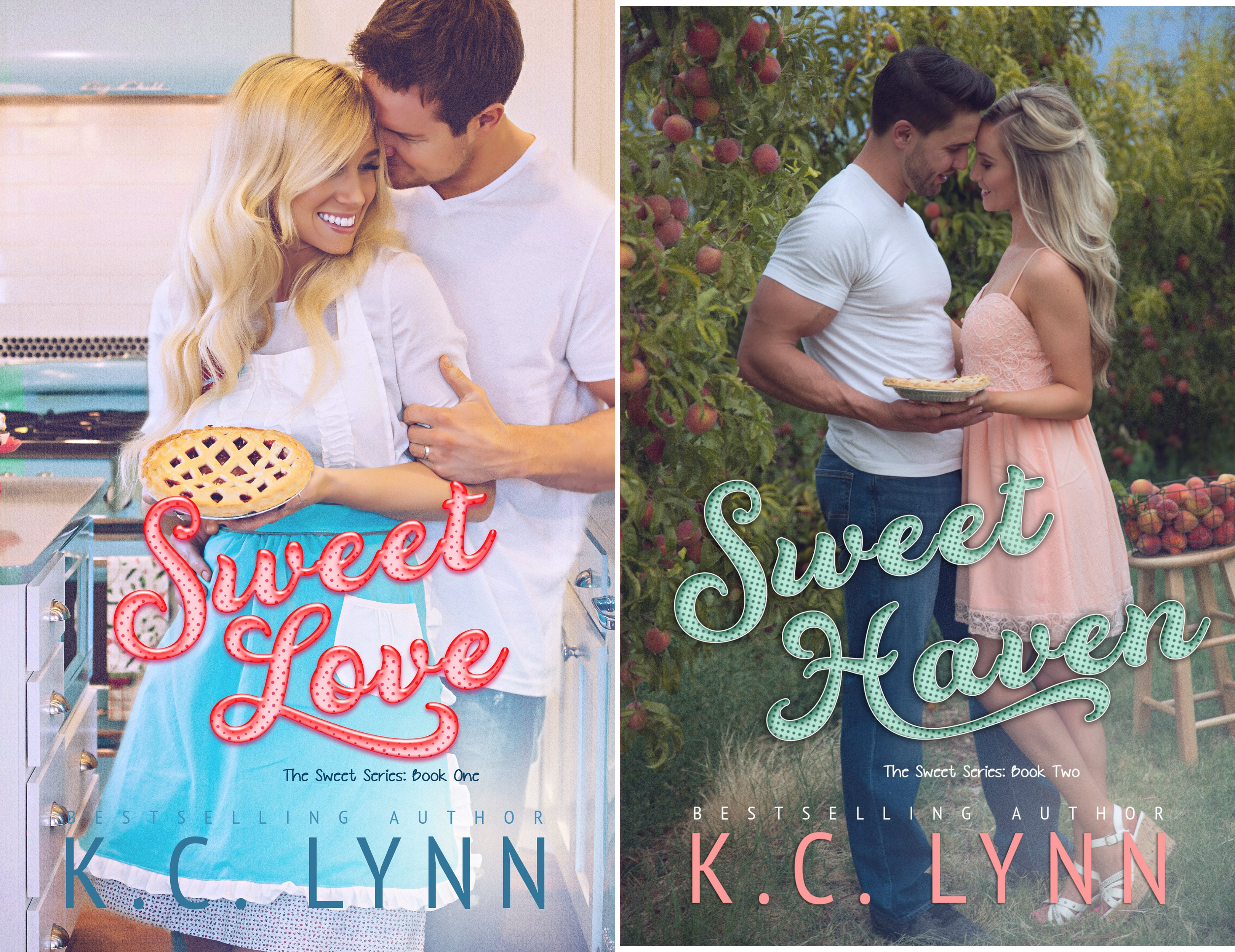 The Sweet Series (2 Book Series)