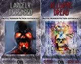 Digital Horror Fiction Short Stories Series One (2 Book Series)