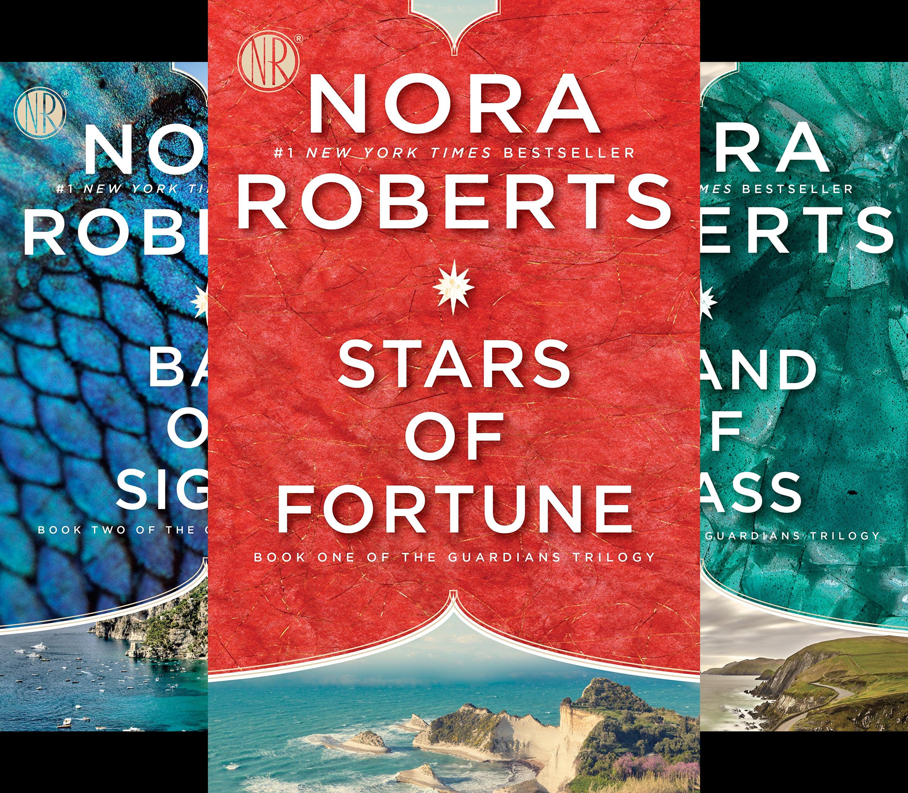 The Guardians Trilogy (3 Book Series) (Island Light Capri)