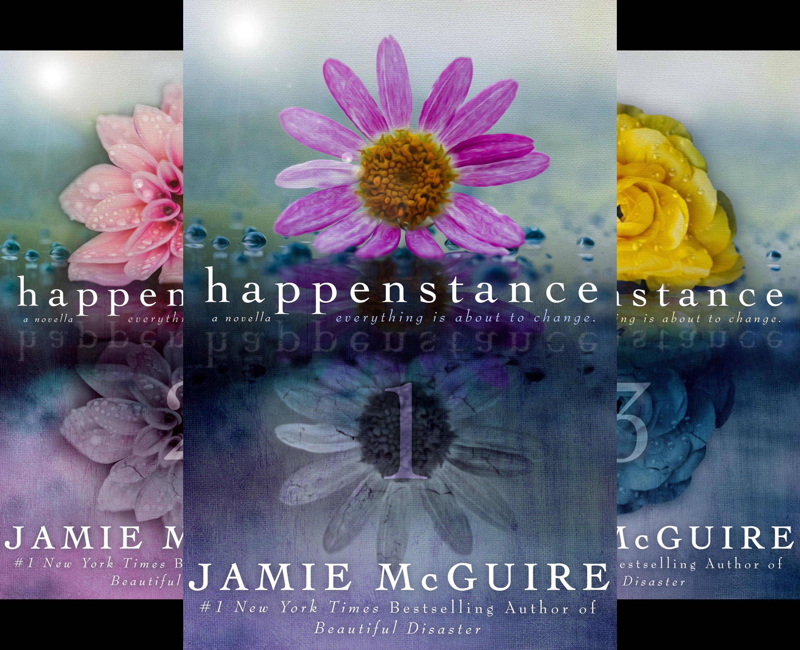 Happenstance (3 Book Series)
