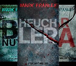 Mike Köstner (Reihe in 7 Bänden) von  Mark Franley