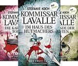 Kommissar Lavalle (Reihe in 3 Bänden)