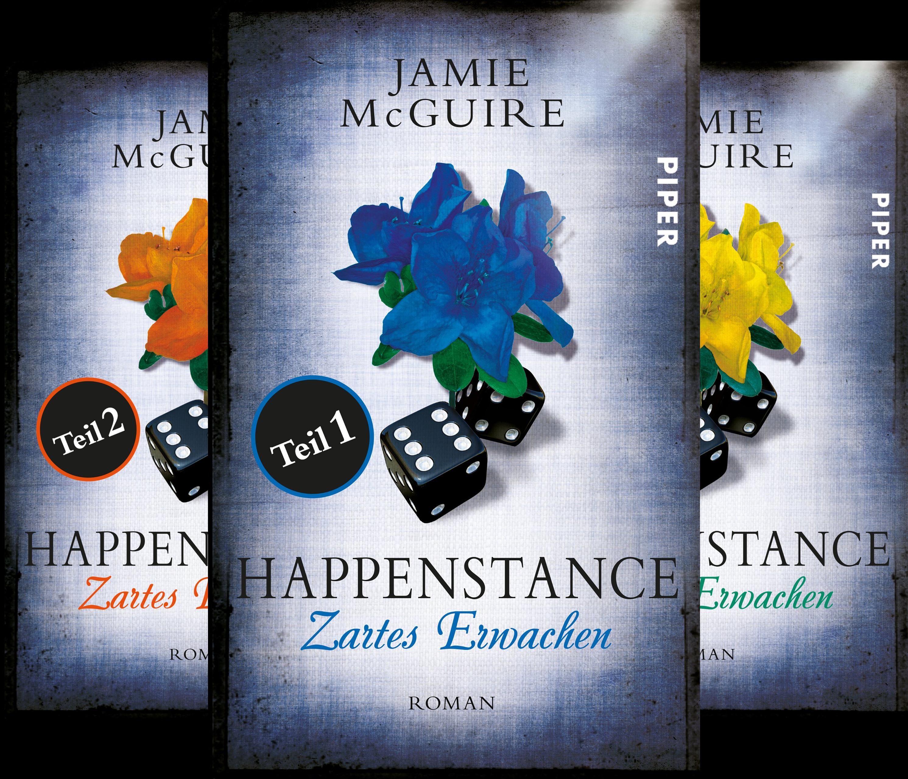 Happenstance (Reihe in 3 Bänden)