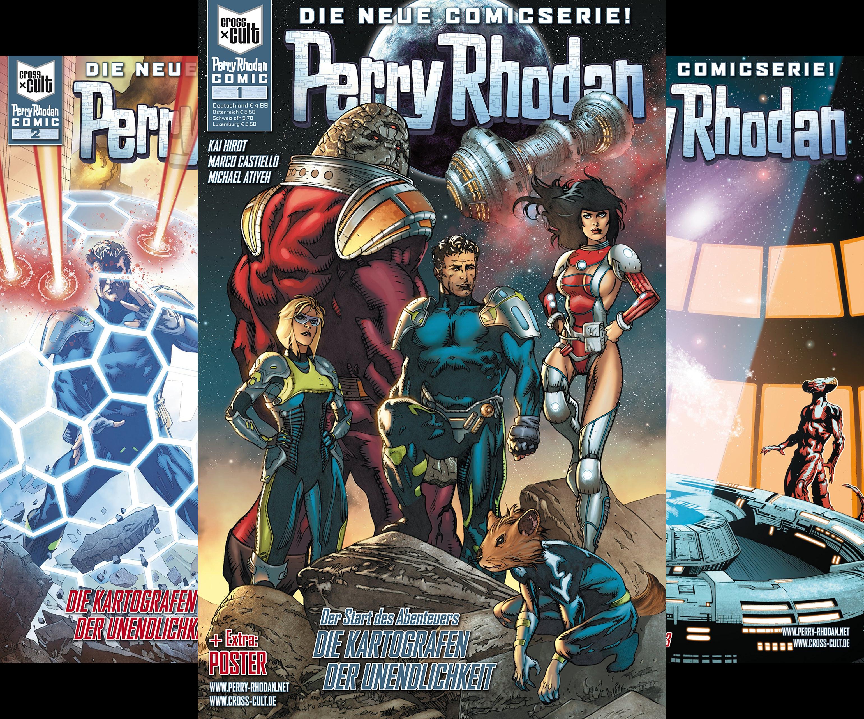 Comics perry pdf rhodan