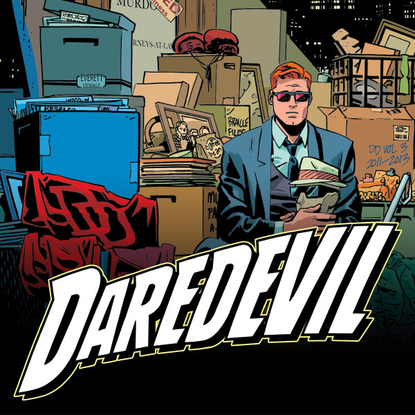 Daredevil by Mark Waid and Chris Samnee Collection