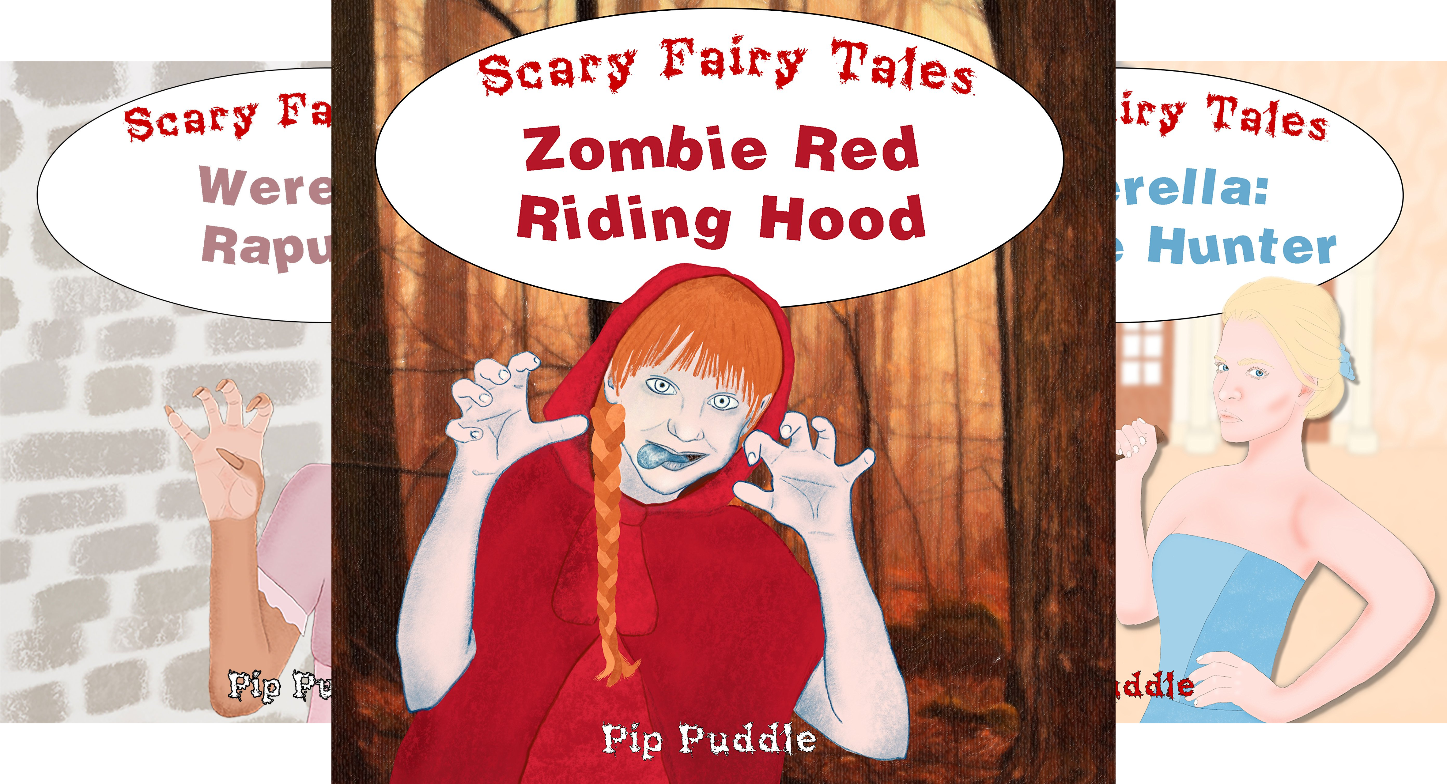 Scary Fairy Tales (3 Book (Fairy Tales Scary)