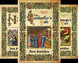 Oxford Medieval Mysteries (4 Book Series) by  Ann Swinfen