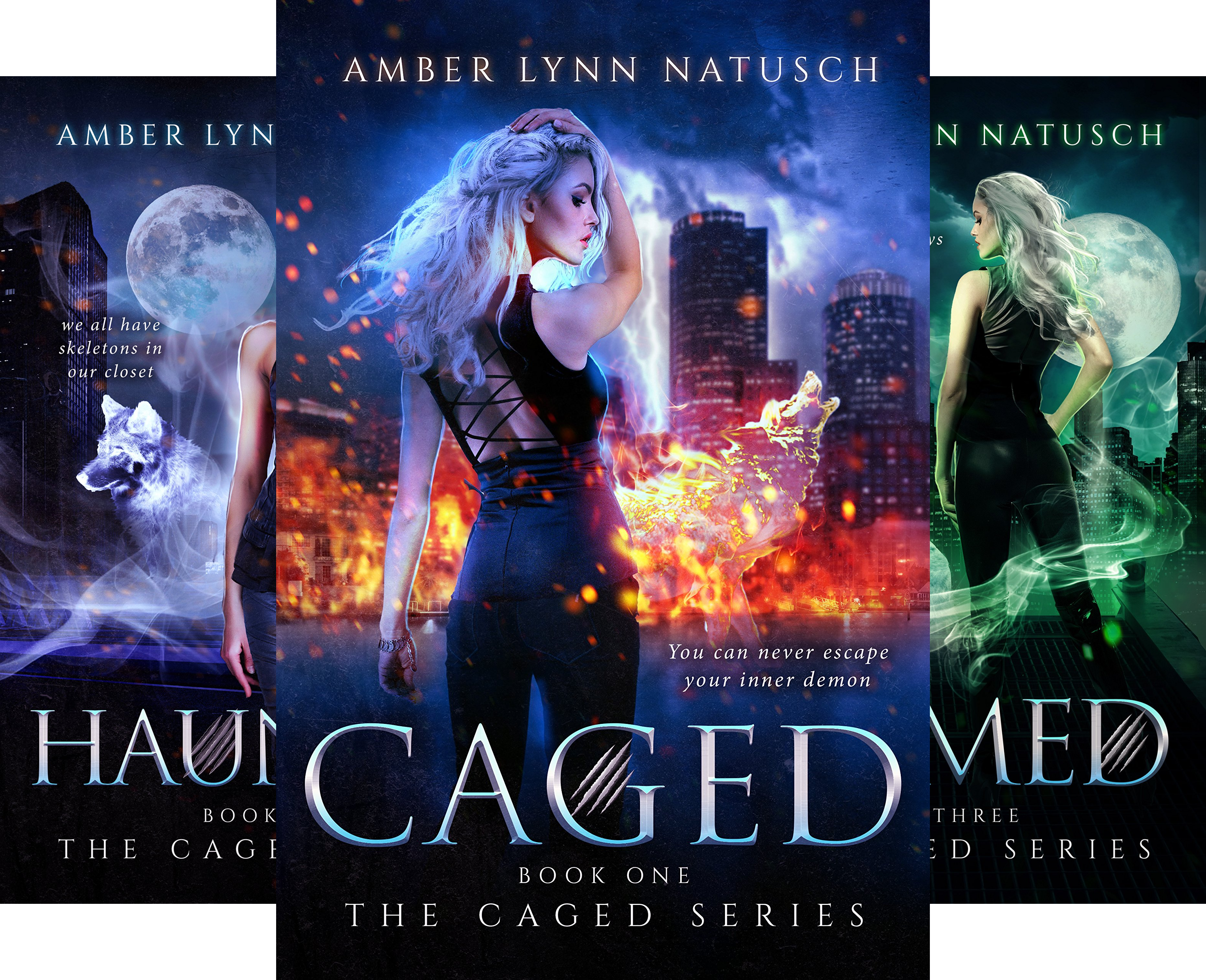 The Caged Series (9 Book Series)