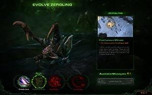 Screenshot: StarCraft II - Heart of the Swarm