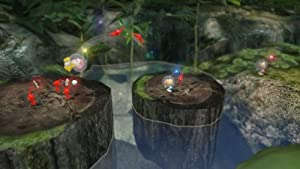 Screenshot: Pikmin 3