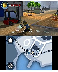 Screenshot: Lego City Undercover - The Chase Begins