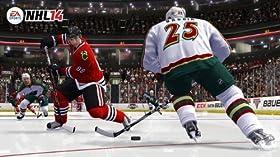 Screenshot: NHL 14