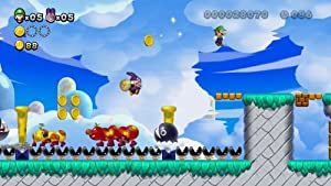 Screenshot: New Super Luigi U