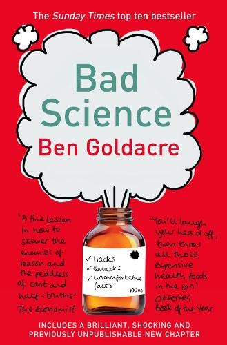 Bad Science — Ben Goldacre