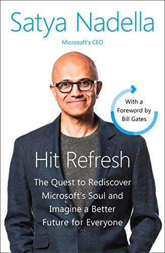 Hit Refresh — Satya Nadella